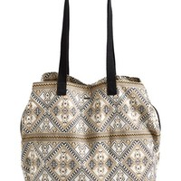 Junior Women's Volcom 'Desert Bound' Tote