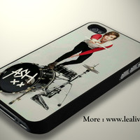 Ashton Irwin Ash xx Phone Case Back Cover for iPhone, iPod and Samsung Galaxy | Lealiveus.com