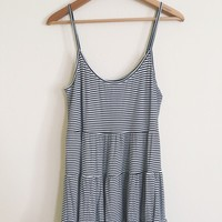 Breanna Striped Dress