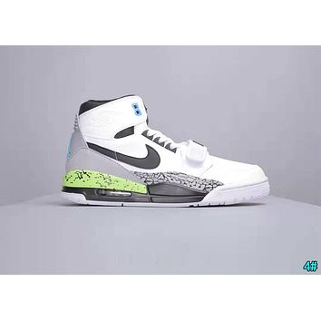 Nike Air Jordan Legacy 312 Popular Men High Top Sport Running Sneakers Basketball Shoes 4#