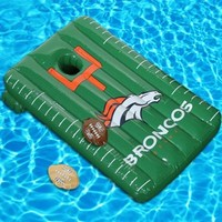 Denver Broncos Inflatable Team Toss Game