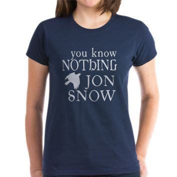 You Know Nothing Jon Snow Tee> You Know Nothing Jon Snow> Scarebaby Design