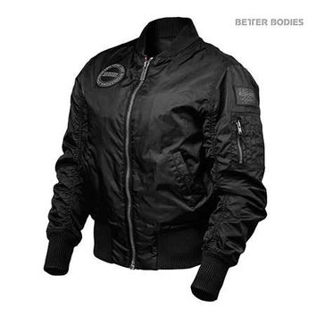 Better Bodies Casual Black Jacket