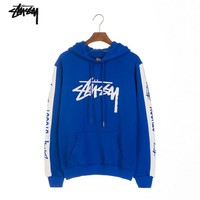 Women's and men's Stussy  Sweatshirt for sale 501965868-0161