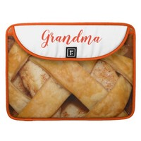 Apple pie lattice crust macbook pro MacBook pro sleeve