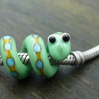 Mr Popular dread bead 4, 5 or 6 mm hole