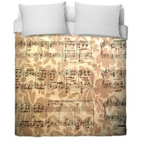 Symphony Art bed spread