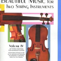 ONETOW Beautiful Music for Two String Instruments: Two Violins