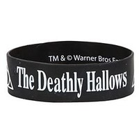 Harry Potter The Deathly Hallows Rubber Bracelet - 139975