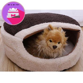 Super Warm And Soft Dog Cat Sleeping Bag Pet Supplies