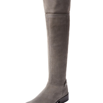 Collage Over The Knee Boot