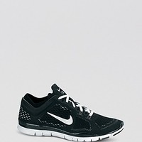 Nike Lace Up Sneakers - Women's Free 5.0V4