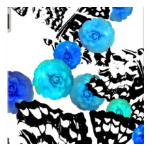 Camellia Aire By Polka Dot Studio for Apple iPad 3