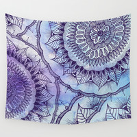 Dream Girl Wall Tapestry by Rskinner1122