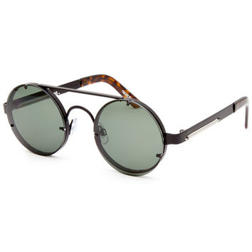 Spitfire Sunglasses Lennon 2 Sunglasses Black One Size For Men 26278510001