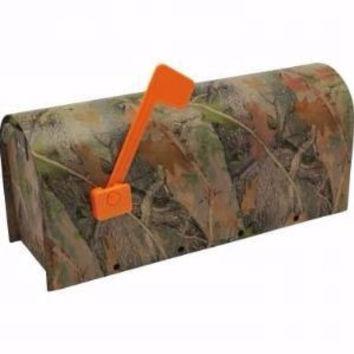 Rivers Edge Products Heavy Duty Metal Camo Mailbox