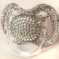 LIMITED Bling Pacifier Keepsake