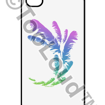 Tropical Feathers iPhone 4 / 4S Case