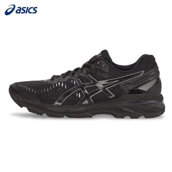 Original ASICS Men Shoes GEL-KAYANO 23 Breathable Cushion Running Shoes Light Weight S