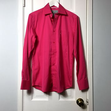 Moods of Norway men's button down long sleeve shirt sz S
