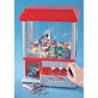Electronic Candy Grabber Machine Arcade Game