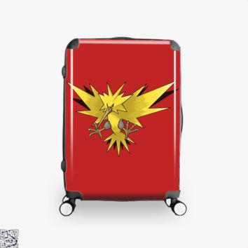 Zapdos, Pokemon Suitcase