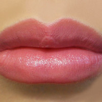 Vegan Mineral Lipstick - Ladylike (natural dusty rose pink color) lip tint, balm, lip colour