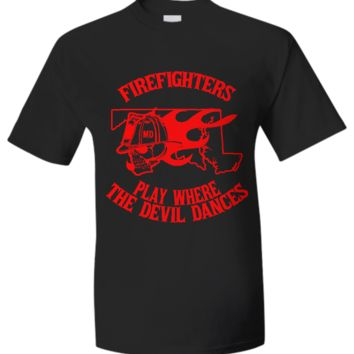 MD - Firefighters Play Where The Devil Dances md-ff-devil