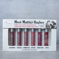 theBalm cosmetics - meet matte hughes kit 0.04 fl. oz.