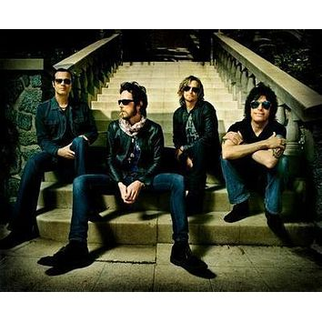 Stone Temple Pilots Poster Standup 4inx6in