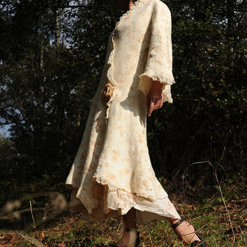 Romantic 19th century inspired frock coat by GinaMastio on Etsy