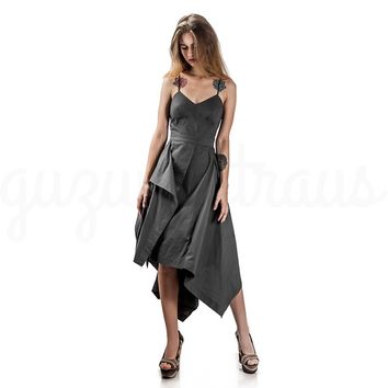 Thunderstorm Dress - Grey