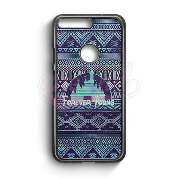 Forever Young Disney Aztec Pattern Google Pixel XL Case | aneend.com
