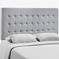 Tinble Queen Headboard in Gray