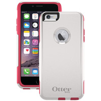 "Otterbox Iphone 6 Plus 5.5"" Commuter Series Case (white And Pink)"