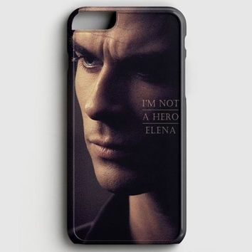 Damon Vampires Diaries iPhone 6/6S Case