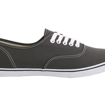 Vans Authentic™ Lo Pro Black/True White - Zappos.com Free Shipping BOTH Ways