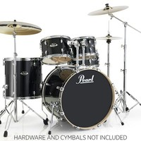 Pearl Export EXL Fusion 5-Piece Lacquer Shell Pack | SamAsh