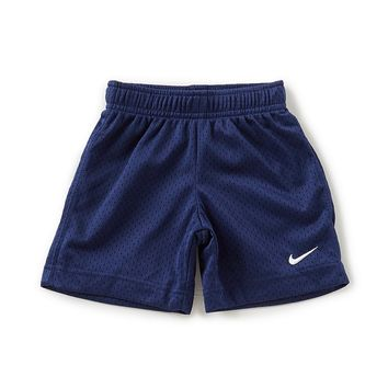 Nike Little Boys 2T-4T Mesh Shorts | Dillards