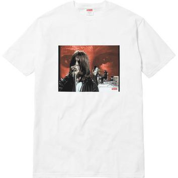 Supreme Black Sabbath Paranoid Tee - White