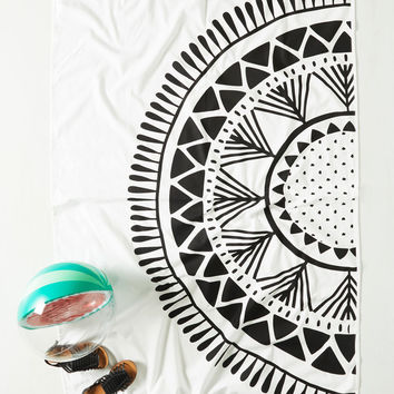 Swanky Sunbathing Beach Blanket | Mod Retro Vintage Decor Accessories | ModCloth.com