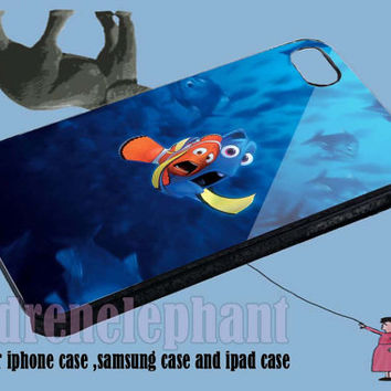 Finding Nemo Dory for iPhone 4/4S/5/5S5C Case, Samsung Galaxy S3/S4 Case, iPod Touch 4/5 Case