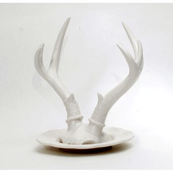 ROYAL TINE DEER ANTLER JEWELRY HOLDER