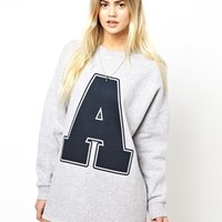 Daisy Street Oversized Sweater Dress at asos.com