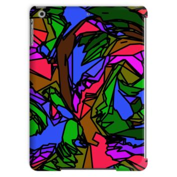 Melted Crayons Tablet Case