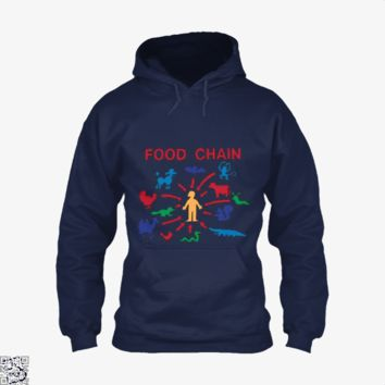 Food Chain, The Simpsons Hoodie