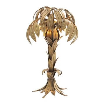 Brass Tree Table Lamp | Eichholtz Hollywood Palm