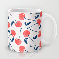 Cherry  Mug by Babiole Design