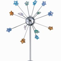 Lite Source Star Struck Table Lamp with Star Shades