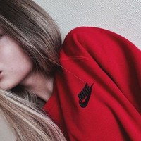 Nike Fashion Sports Sweater Pullover Sweatshirt